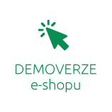 DEMOVERZE e-shopu